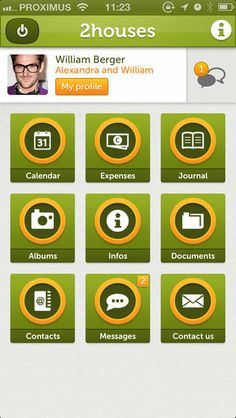 Description 2houses helps separated and divorced parents communicate, schedule and better organize their child(ren) custody. It is not easy to communicate as parents if you are separated or divorced, we help bridge that gap. Improving communication will make your children happier. We help you to manage your parenting schedule, keep track of shared expenses, and exchange information such as school and after-school activities, medical details and other important details.