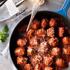 Meatball Recipes of Every Ilk (Asian, Italian, All-American, and More): Sorry meatloaf, but I'm 100 percent team meatball.