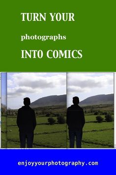 Most comics are drawn but some are made with photographs also. There are comic strips and comic panels. Comic strips consist of more than one panel. Photography Software, Photography Articles, Photography Projects, Photography Business, Photography Tutorials, Profile Website, How To Make Comics, Comic Panels, Photo Projects