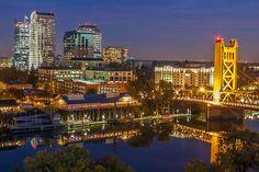 Old Town Sacramento - vacation rental in Sacramento, California. View more: #SacramentoCaliforniaVacationRentals