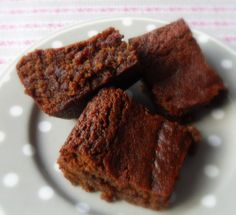 gingerbread brownie
