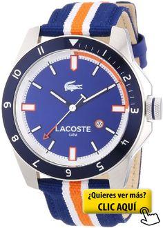 Reloj Lacoste - Hombre 2010700 #reloj #hombre