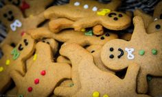 Gingerbread Man Biscuits