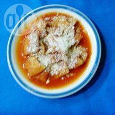 Chilaquiles rojos @ allrecipes.com.mx