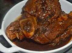 Mely's  kitchen: Sweet Pork Adobo