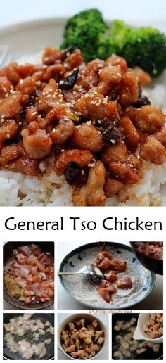 General Tso Chicken | China Sichuan Food