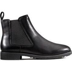 Gr EUR 46 Gant Chelsea Boots aus Glattleder braun used EUR 43