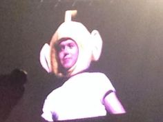 HES A  TELLY TUBBY I CANT BREATHE