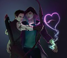 Malec (based on the movie version)