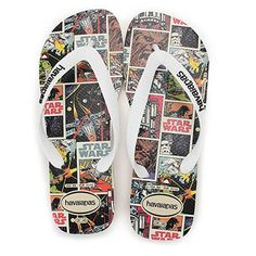 52bd7a6c9dc93d Chinelo Masculino Havaianas Star Wars - Branco