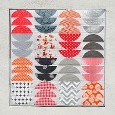 Polka Dot Fox Quilt | Flickr - Photo Sharing!