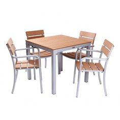 These are the attributes which define our range of Aluminium Garden Furniture. Aluminium Garden Furniture, Rattan Outdoor Furniture, Outdoor Decor, Dining Arm Chair, Dining Set, Resin Table Top, Table Dimensions, Furniture Sets, Plastic Caps
