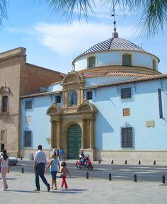 Iglesia de Jesus - Museo Salzillo. Murcia. Spain. by Joaquin Cuenca