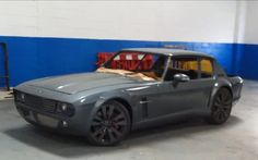 Viper-engined Jensen Interceptor homage edges closer to completion