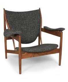 Sterling Lounge Chair by Control Brand #zulily #zulilyfinds