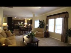 The Champion 381 - Champion Manufactured Homes in Lillington, NC - YouTube
