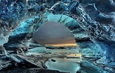 The Crystal Grotto, photo  by Christian Klepp