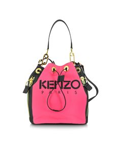 c0bebe9ff7a 91 Best KENZO images | Kenzo, Leather purses, Leather totes