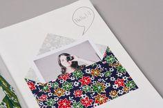 Tânia Frade — diário gráfico; 2014. #alquimiadacor #designeproduçãográfica #cadernográfico #graphicdiary #design #fotografia #photography #origami