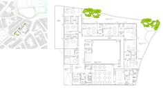 Image 15 of 17 from gallery of Kindergarten 8Units Velez-Rubio / LosdelDesierto. ground floor plan