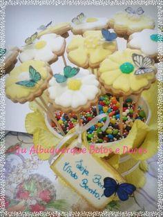 Biscoitos decorados!  ♡