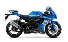 Download wallpapers Suzuki GSX-R750, 4k, sportsbikes, 2018 bikes, superbikes, Suzuki