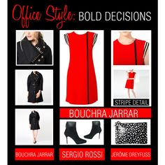 Office Style - Bold Decisions