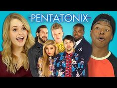 ▶ I do like Pentatonix...but was trying to get to the KIDS REACT TO VCR/VHS - YouTube-for some reason-it won't post that one so here is that link: https://www.youtube.com/watch?v=kesMOzzNBiQ&list=PL23C220A2C5EC0FDE&index=2