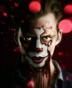 """""""Bill Skarsgard is gorgeous"""" Clown Horror, Horror Art, Frases Bff, Films Quotes, Scary Movies, Horror Movies, Art It, Princesas Disney Zombie, Helloween Make Up"""