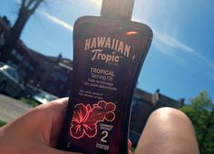 best tanning oil from the drugstore❤️❤️❤️