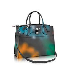 f449155e08d0 louis vuitton city steamer hologram mm défilés - €308.00   sac a main pas  cher