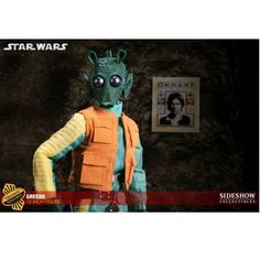 Greedo Star Wars 12 Inch Sideshow Collectible Exclusive Figure
