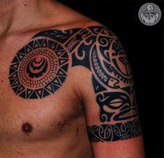 32 Beautiful Designed Polynesian Tattoos 26