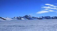 El desierto frío más grande del mundo lo forma el continente más elevado de la tierra: el Antártico ...