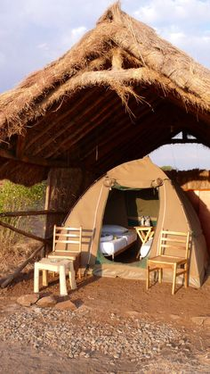 Robanda Tented Camp - Serengeti National Park, Tanzania