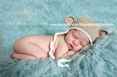 READY TO SHIP newborn Adorable Monkey by BugysHndmdeCreations, $15.00