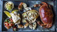 Tre enkle retter med krabbe: Lise Finckenhagens tre retter til krabbelykke
