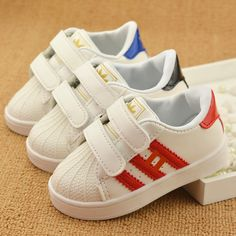 2016 new spring autumn children shoes girls sneakers boys shoes baby white shoes kids sport shoes luminous