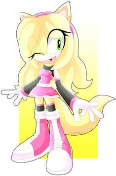Gift: X-Syirah-X by JasieNorko on DeviantArt Maria The Hedgehog, Sonic The Hedgehog, Silver The Hedgehog, Sonic Fan Characters, Anime Characters, My Character, Character Design, Female Fox, Pinterest Diy Crafts