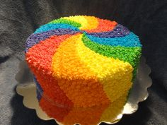 Beautiful cake! I'm Like!