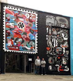 oli-b | grems | antwerpen | belgium | graffiti | street art |