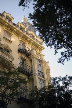Barrio de Salamanca.Madrid.Spain