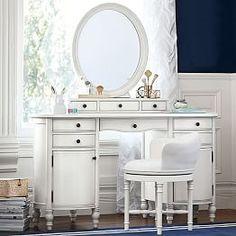 Bedroom Vanities & Vanities For Bedrooms | PBteen