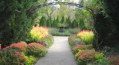 Nashville's Cheekwood Garden