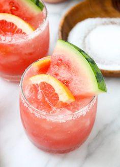 Watermelon Salty Dogs | yestoyolks.com