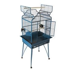 "A&E Cage B-2620 Black 26X20 OPEN 1/2"" BAR SPACING. A&E Cage B-2620 Black 26X20 OPEN 1/2"" BAR SPACING"