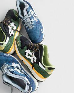 J.Crew men's ASICS® for J.Crew Gel-Lyte™ III sneakers.