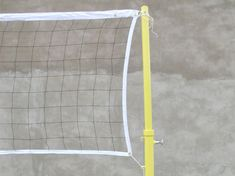 #VolleyballNet  Type of net: knotless net  Material: high strength polyester yarn  Process: UV treatment and heat setting  Diameter: 1.2mm (300D/16 ply)