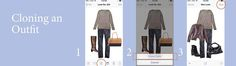 How to clone an outfit and other tips for making a fall virtual wardrobe with Stylebook