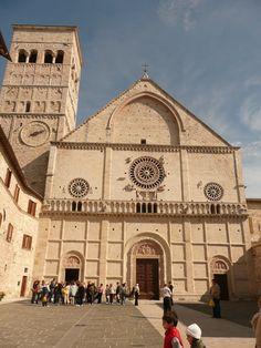 Santa Chiara @ Assisi